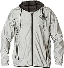 American Fighter Men's Training Division Grey Zip Hood (XLarge)