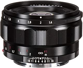 Voigtlander Nokton Classic 35mm f/1.4 Lens for Sony E-Mount