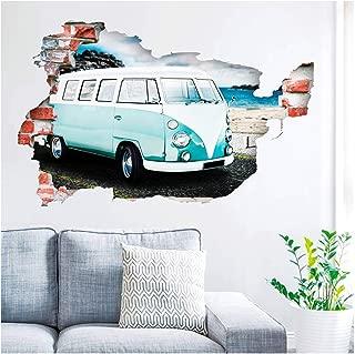 KELLEN WHITEHEAD Volkswagen Sign Retro Metal TIN Wall Plaque Sign Novelty Gift Affiche de d/écoration dr/ôle de Panneau de Mur en m/étal Art