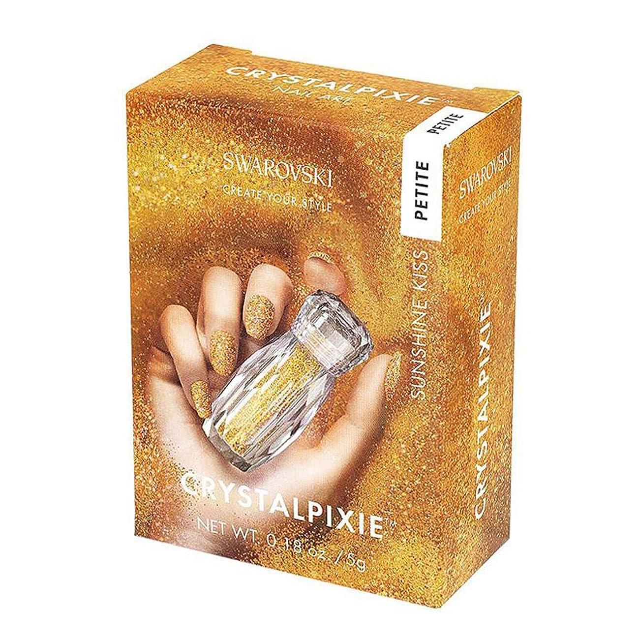 カード絶えず香水SWAROVSKI クリスタルピクシープチ SunshineKiss