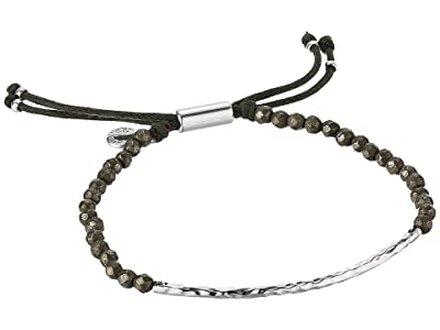 gorjana Power Gemstone Bracelet (Pyrite 2) Bracelet