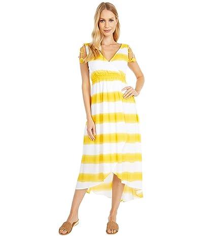 Tommy Bahama Set Sail Stripe Maxi Sundress