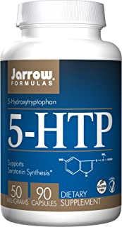 Jarrow 5-HTP 50 mg, 90 caps (Multi-Pack)