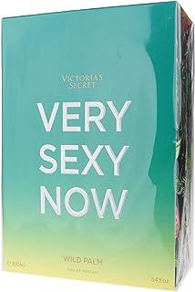 Very Sexy Now Wild Palm by Victorias Secret Eau De Parfum Spray 3.4 oz  100 ml (Women)