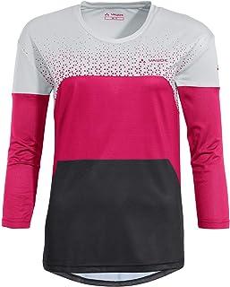 VAUDE Women's Moab LS T-Shirt V T-Shirt, Womens, T-Shirt, 42338