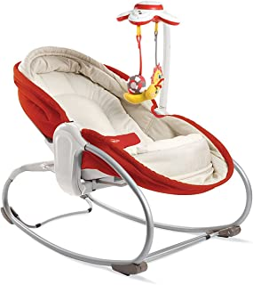 Tiny Love 3 in 1 Rocker Napper, Red by Tiny Love