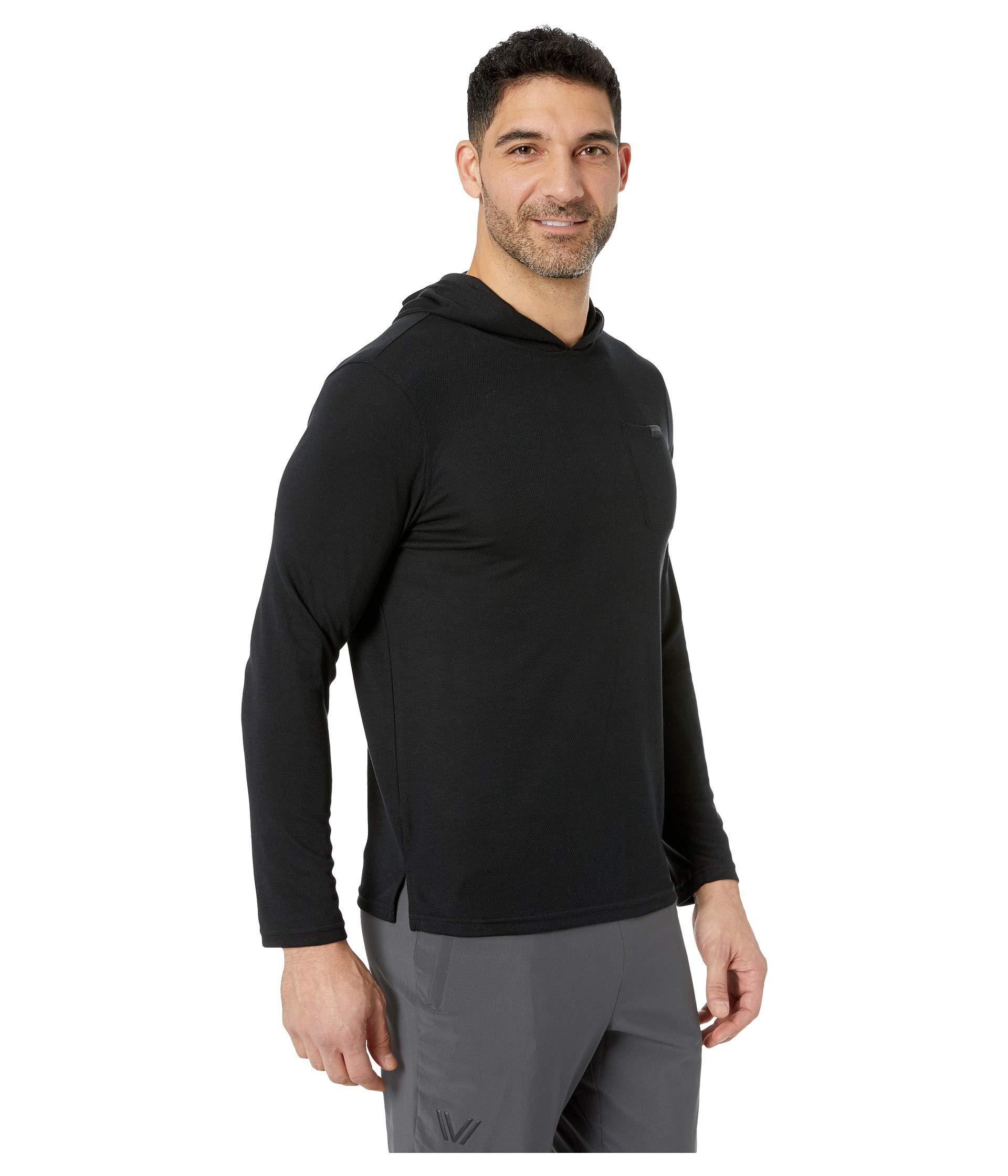 Skechers Diffusion Pullover Black Diffusion Skechers z4rxzq