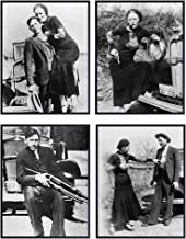 Colorized Photo Poster Outlaw Bonnie Parker of Bonnie and Clyde Gang 6 Sizes!