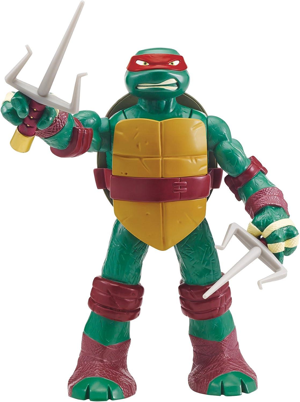 Teenage Mutant Ninja Turtles 11  Head Droppin' Raphael Action Figure B00SNAII0S Hohe Qualität und günstig    Quality First