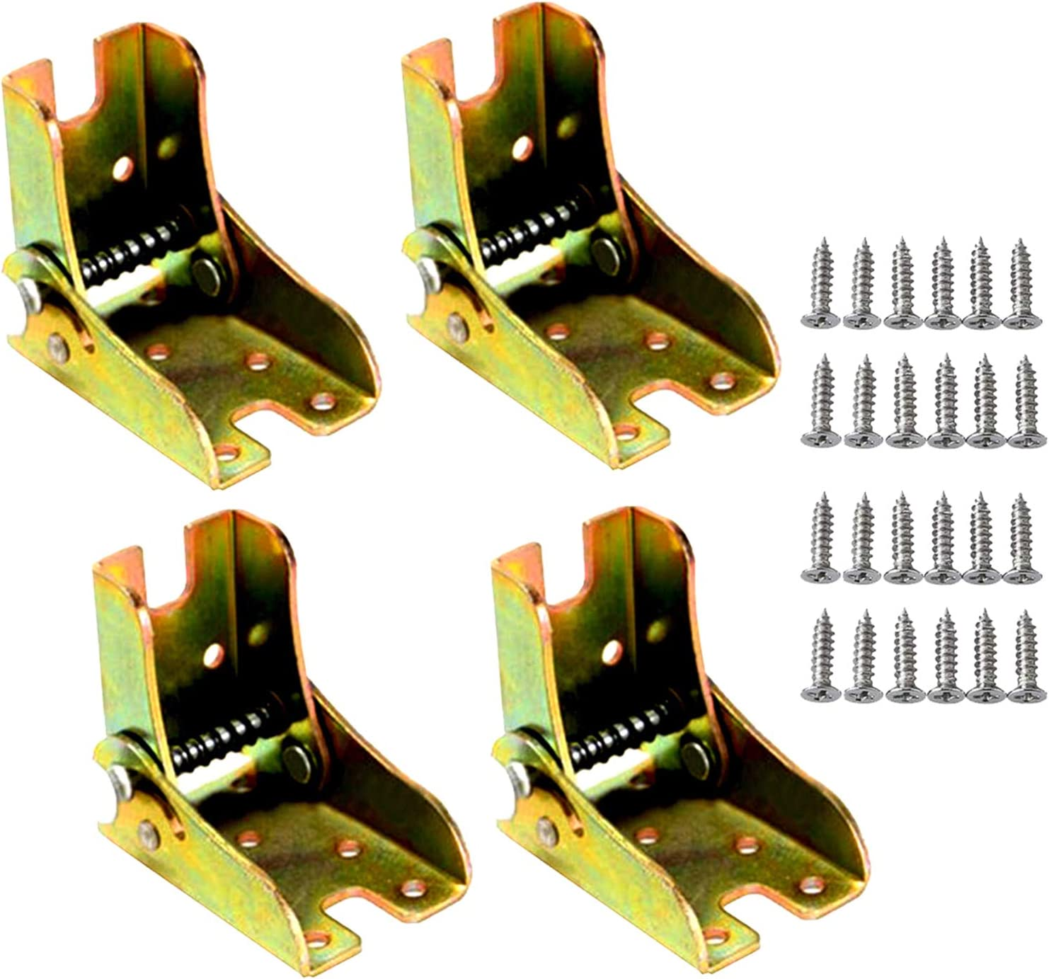 Folding Department store OFFicial Bracket-self-Locking Hinge-Leg Gussets-f and Accessories