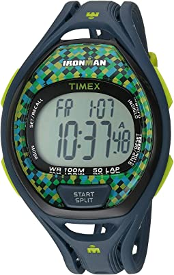 Timex - Ironman® Sleek 50 Full-Size Resin Strap