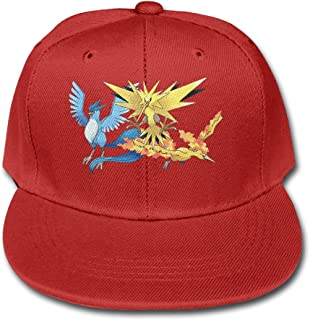 UKW ' pokemon-leggendari Kid 's Baseball Hats