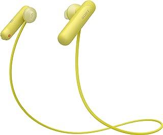 Sony WI-SP500Y Yellow Wireless Sports Headphones