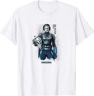Star Wars: The Mandalorian Bo-Katan Kryze Portrait R20 Camiseta