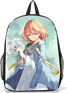 Dreamcosplay Anime Snow White with the Red Hair Black Backpack Bag cosplay
