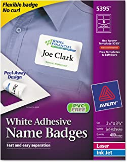 AVE5395 - Avery Name Badge Label