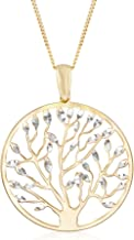 Ross-Simons Tree of Life Pendant Necklace