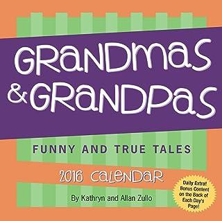 Grandmas & Grandpas 2016 Day-to-Day Calendar