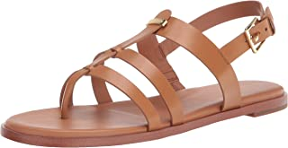 Cole Haan womens Finis Thong Sandal,Pecan Leather,7