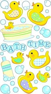 Darice EK52-00126 Bath Time Sticko Stickers