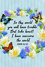 scripture i have overcome the world