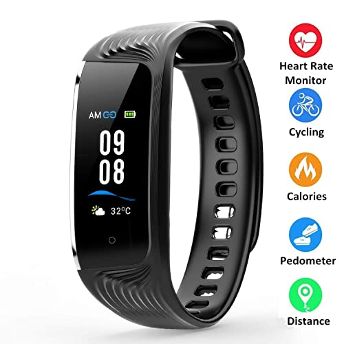 d607f38425e Best Fitness Tracker with Heartrate  Amazon.co.uk