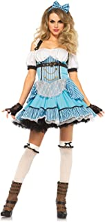 Women's 3 Piece Rebel Alice Costume