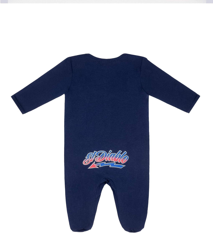 Color Azul 3-6 MESI Fabio Pijama para beb/é de 20 Pulgadas