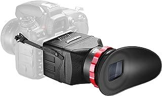 """5D Mark II y 7D visor lupa Ampliador de pantalla LCD 3 /""""para Canon EOS 50D"""