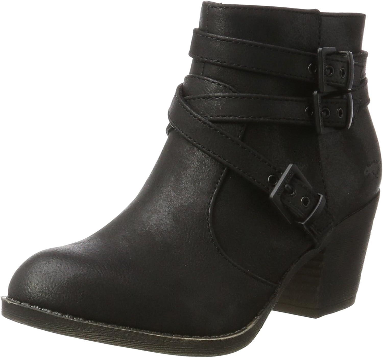 Rocket Dog kvinnor Seon Zip Zip Zip Boot svart Storlek UK 7 EU 40  med billigt pris för att få bästa varumärke