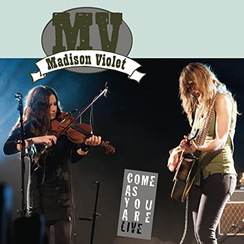 Come as You Are (Live) [Live] de Madison Violet en Amazon Music ...