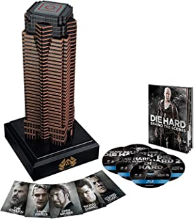 Nakatomi Plaza Die Hard Collection // Nakatomi Plaza Replica / 5 Die Hard / Die Hard 2 / Die Hard With a Vengeance / Live Free or Die Hard / A Good Day To Die Hard / Eng/Fre