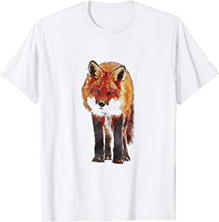 Save Wild Foxes T-Shirt