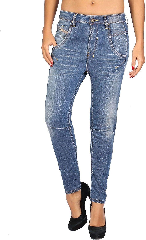 Diesel  Women's Jeans FAYZA 885I  Relaxed Boyfriend