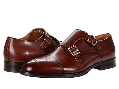 Steve Madden Raffi Loafer (Tan Leather) Men