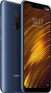 Xiaomi Pocophone F1 128GB Steel Blue, Dual Sim, 6GB RAM, Dual Camera, 6.18