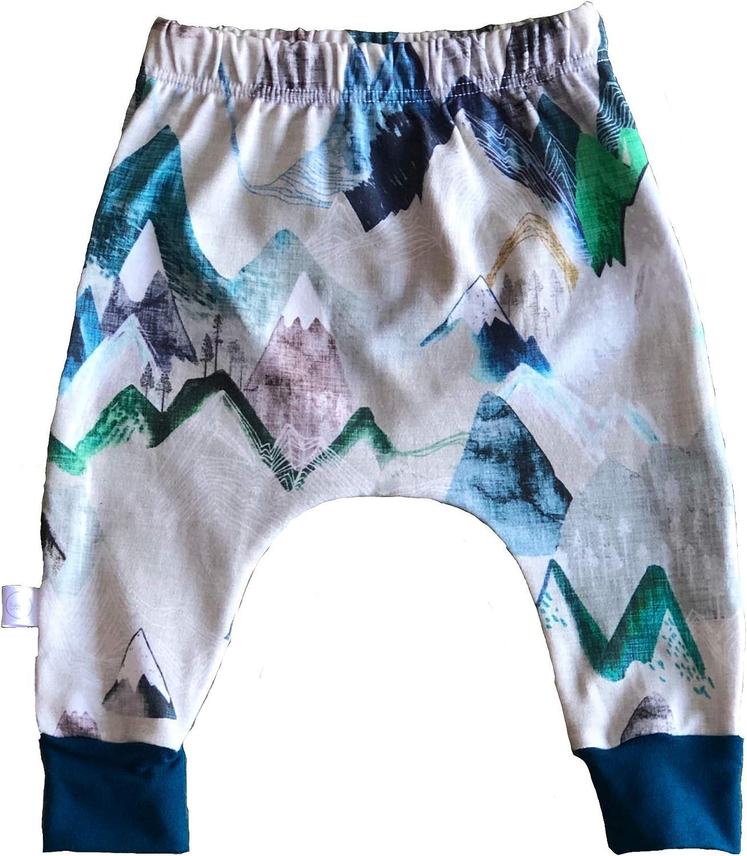 Hau'oli Save money Apparel GOTS Certified Organic Pant Dealing full price reduction Harem Cotton Printed
