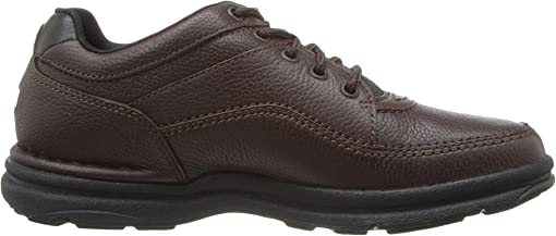 Brown Tumbled Leather