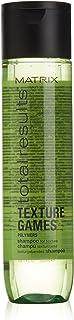 Matrix Shampoo, Total Results Texture Games, 300 ml