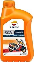 Repsol RP164L51 Moto Scooter 4T 5W-40 Aceite de Motor, Multicolor, 1 L