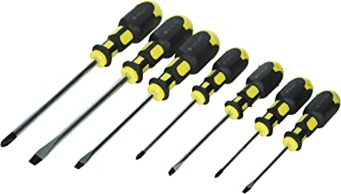Pittsburgh 7 Piece Magnetic Tip Screwdriver Set