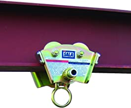 3M DBI-SALA 2103143 Trolley For I-Beam For Use w/Self Retracting Lifeline (Fits Beam Flanges 3