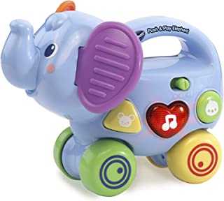 Push & Play Elephant