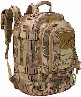 Pans Backpack for Men Large Military Backpack Tactical...