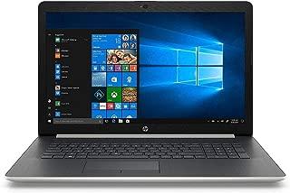 "2019 HP 17.3"" HD+ High Performance Laptop, Intel Core i5-8250U Quad Core, 16GB DDR4 RAM, 256GB SSD Boot + 1TB HDD, DVD-Writer, Card Reader, GbE LAN, Backlit Keyboard, Windows 10, Silver"