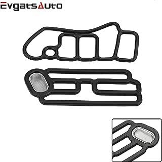 Evgatsauto 1 Set Of 15815-R70-A01 15845-R70-A01 VTEC Head Cylinder Solenoid Gasket for Honda Civic CR-V Accord