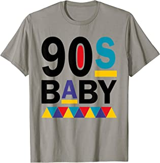 90s Baby Shirt The 90's Tee Nostalgia 90-S Party T-shirt