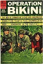Operation Bikini Dell Movie Classic 1963 Comic Book