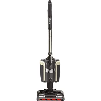 Shark ION P50 Lightweight Cordless Upright HEPA Filter, Handheld Vacuum Mode, DuoClean for Carpet and Hardfloor Cleaning (IC162) (Renewed), Limestone