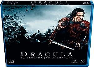 Drácula: La Leyenda Jamás Contada - Edición Horizontal [Blu-ray]